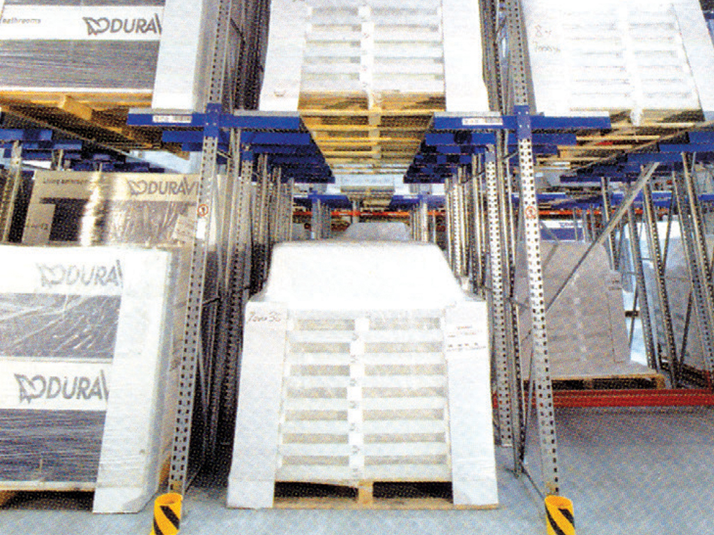 High-Bay-Pallet-Racking