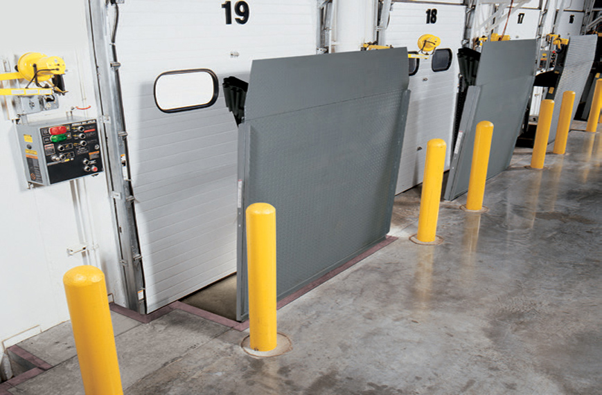 dock levelers - loading dock solutions