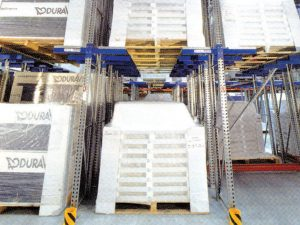 High Bay Pallet Racking System