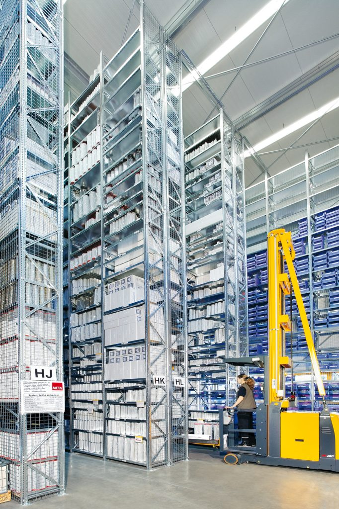 High Bay Racking
