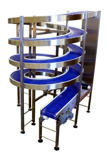 Conveyor Systems - Roller and Spiral Conveyors   LOC8 UAE