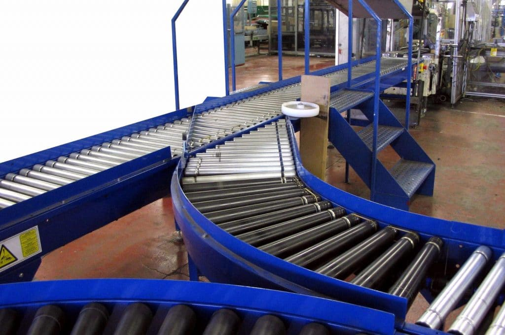 Warehousing Solutions - Storage & Material Handling in the